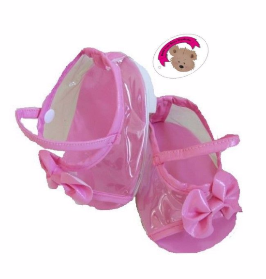 Candy Bow Shoes